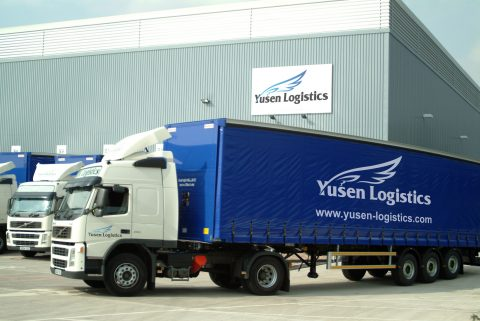 Yusen Logistics amplia a atuação em Curitiba e agora conta também com time operacional