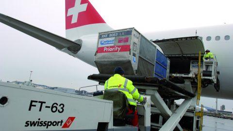 Swissport recebe autorização para oferecer cursos de capacitação na área de transporte aéreo de artigos perigosos