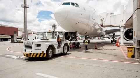 Swissport inaugura oficina de manutenção de equipamentos no Aeroporto de Congonhas