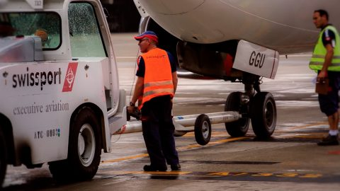 Swissport fecha setembro com 99,4% de pontualidade nos 26 mil voos atendidos