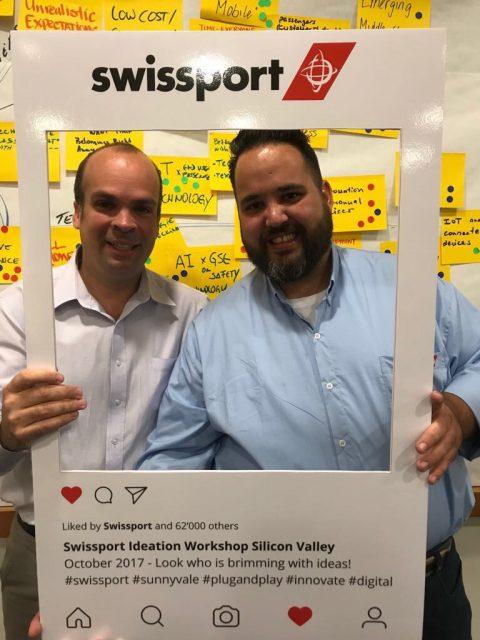 Swissport cria área global de inovação e promove evento no Vale do Silício