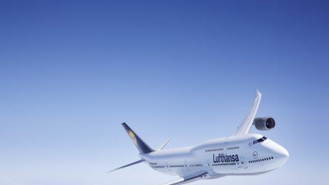 Lufthansa volta a operar os voos para o Rio de Janeiro com o Boeing 747-8i