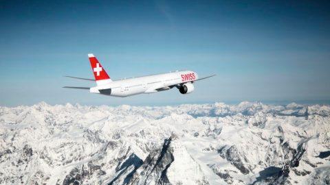 SWISS faz promoção para celebrar a chegada da Boeing 777-300ER a São Paulo e passagens para a Europa variam a partir de US$ 777