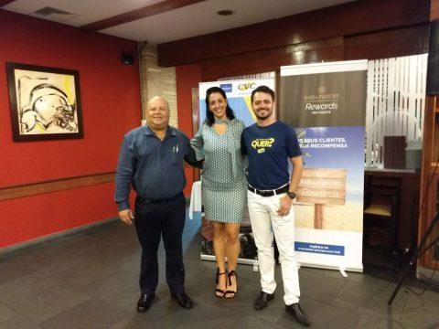 Capacitação de agentes de viagem reúne 45 em Santos