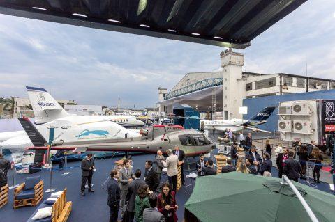 Labace 2018, maior evento da aviação de negócios da América Latina, acontecerá mais uma vez no Aeroporto de Congonhas