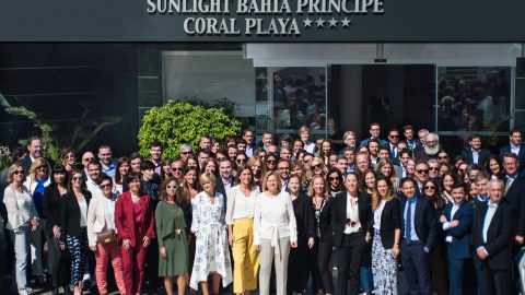 Bahia Principe Hotels & Resorts promove congresso anual em Mallorca