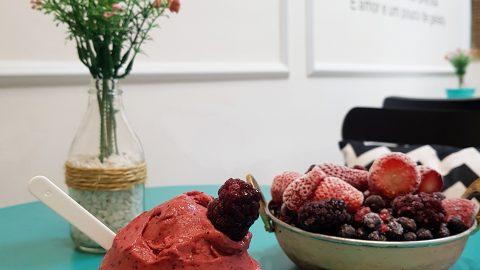 Melancia com capim santo e Chocolate com café estão entre os sabores diferenciados da nova gelateria Vico em Higienópolis