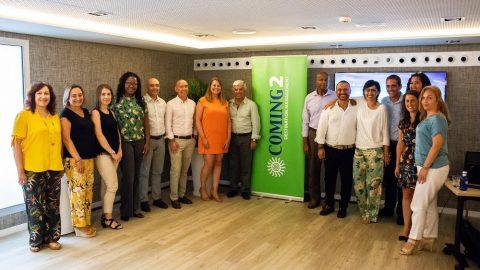Coming2, unidade de receptivo do Grupo Piñeiro, reúne delegados de todo mundo em Palma de Mallorca