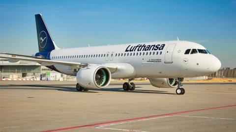 Grupo Lufthansa compra mais nova geração de aeronaves de curta e média distância