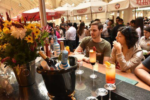 Restaurante Japa 25, no Mercadão Municipal, lança carta de coquetéis clássicos