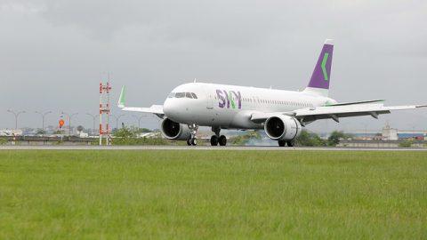 Modelo low cost da SKY permite aos passageiros planejar a própria viagem