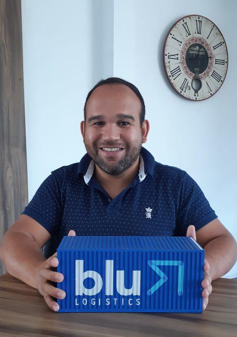 Fabiano Silva é o novo executivo de agronegócios da Blu Logistics