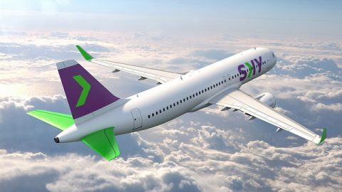 Sky tem tarifas a partir de US$ 107 na rota Santiago-Florianópolis durante o Verão
