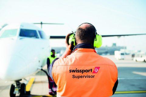Base da Swissport em Congonhas recebe prêmio mundial por projeto na área de Safety