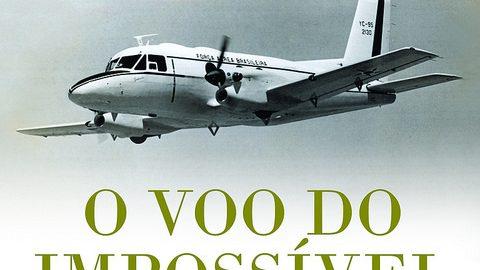 """Chega às livrarias """"O Voo do Impossível"""", livro que conta a história do Bandeirante, a aeronave que levou à criação da Embraer"""