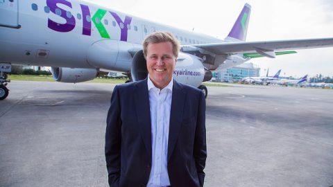 SKY transporta mais de 71 mil passageiros nas rotas brasileiras em quatro meses