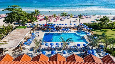 Programa de fidelidade da rede Beach Hotéis dá 5% de crédito para usar nas próximas reservas