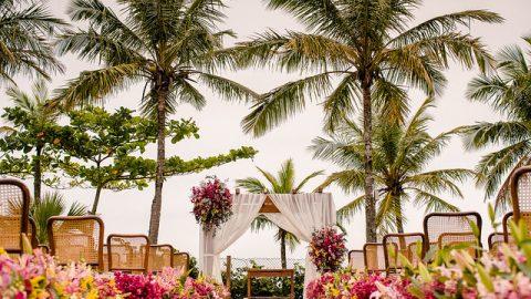 Rede Beach Hotéis estrutura departamento para atender aumento da demanda por casamento e eventos corporativos na praia