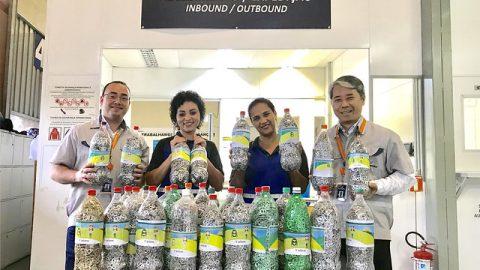 Yusen Logistics recebe Selo Verde por boas práticas sustentáveis