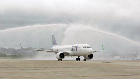 SKY anuncia voos direto para Salvador e a retomada da rota de Florianópolis