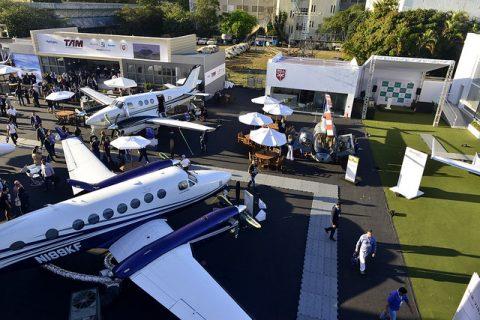 Drones, criminalização do transporte clandestino e futuro dos combustíveis na aviação estão entre os temas propostos pela Labace 2019 no painel de conferências