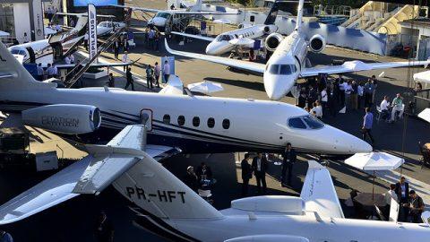 Labace 2019 vai expor 50 aeronaves no Aeroporto de Congonhas de 13 a 15 de agosto