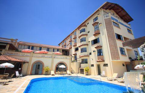 Até o fim de agosto, dois hotéis da Rede Beach Hotéis estão com 15% de desconto