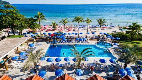 Beach Hotel Maresias é escolha perfeita para celebrar o dia das crianças em outubro