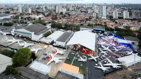 Labace 2019 recebe mais de 12.700 visitantes; evento se concretiza como uma feira de negócios com diversas aeronaves comercializadas