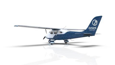 Octans Aircraft vai apresentar nova aeronave Cygnus na Labace 2019