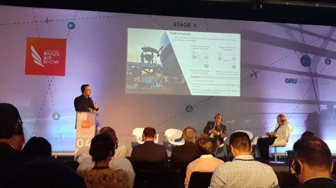 Campanha de Safety da Orbital/WFS é lançada com sucesso durante o International Air Show Brazil 2019