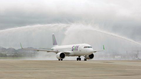 SKY retoma voos diretos entre Florianópolis e Santiago; passagens aéreas variam a partir de US$ 57