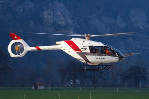 Kopter recebe certificação para começar a fabricar helicóptero