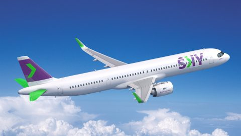 SKY lança nova rota para Cancún com voos a partir de Lima, no Peru