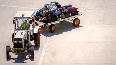 Empresas de serviços em solo celebram excelente performance em pontualidade e manuseio de bagagem
