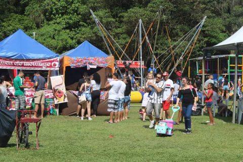 Festa Tradições Nordestinas leva música ao vivo e gastronomia para o Parque do Trote no sábado (21) e domingo (22)