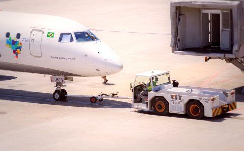 Aeroportos brasileiros podem parar sem socorro para as empresas de serviços em solo