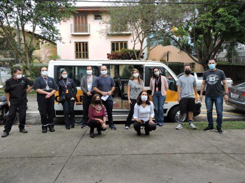 Yusen Logistics realiza ação solidária para ajudar 350 famílias em situação de vulnerabilidade