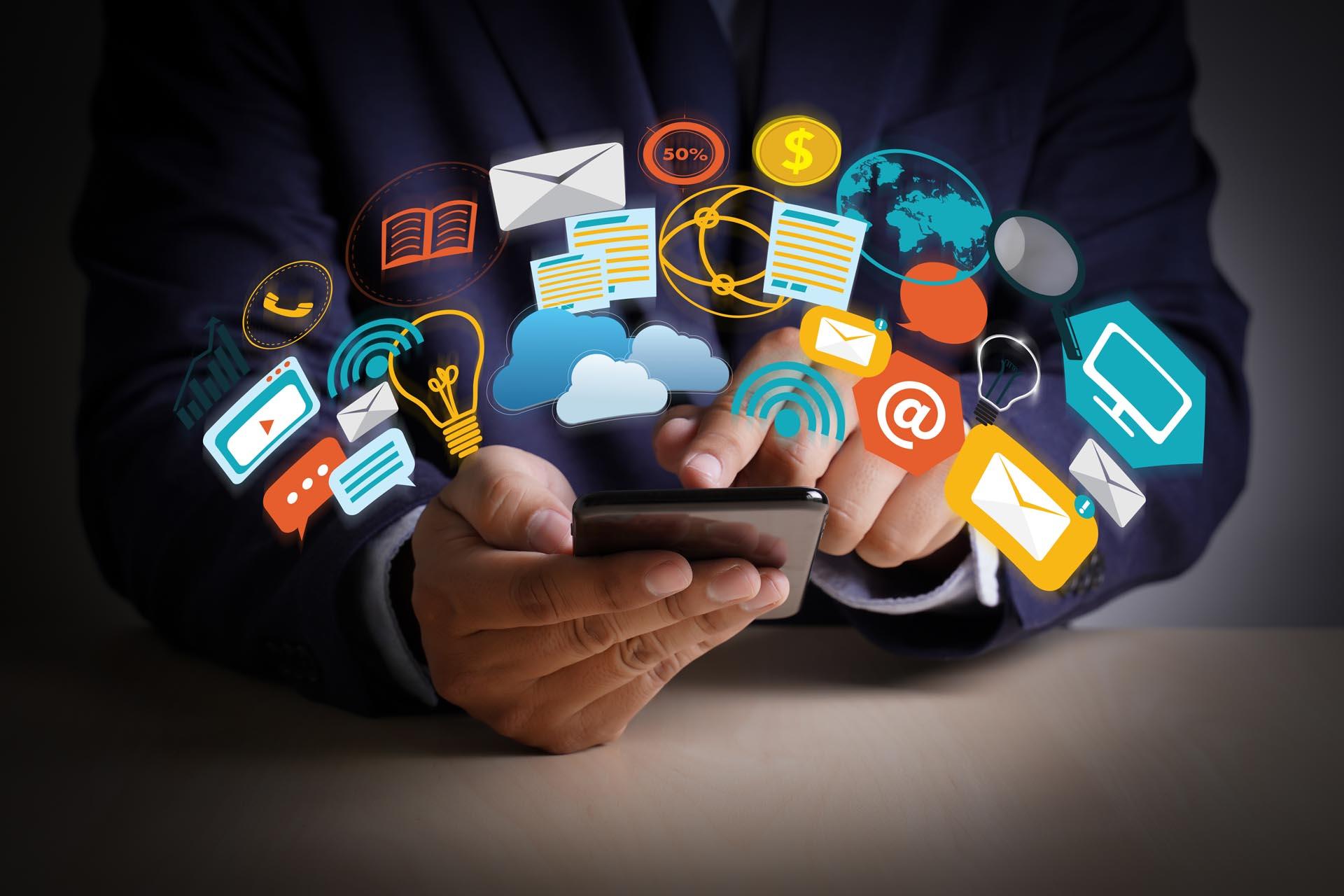 Comunicação Digital EGOM